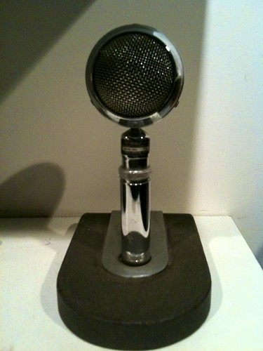 Microphone | by oliverchesler