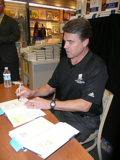 Rick Perry | by Warwick's Books