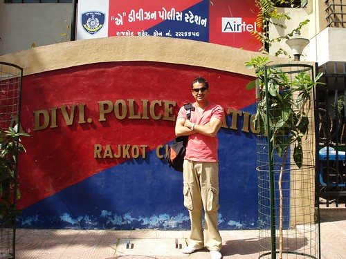 Divi Police Station Rajkot Gujarat India :-) | by DIVIO | photography za