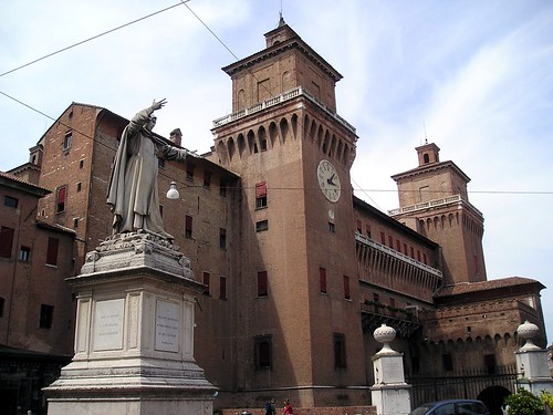 The Este Castle, Ferrara | by M.E.L.Zd