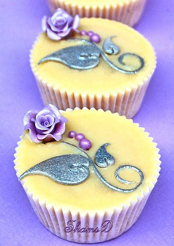 Wedding Cupcakes | by ~Très Chic Cupcakes by ShamsD~