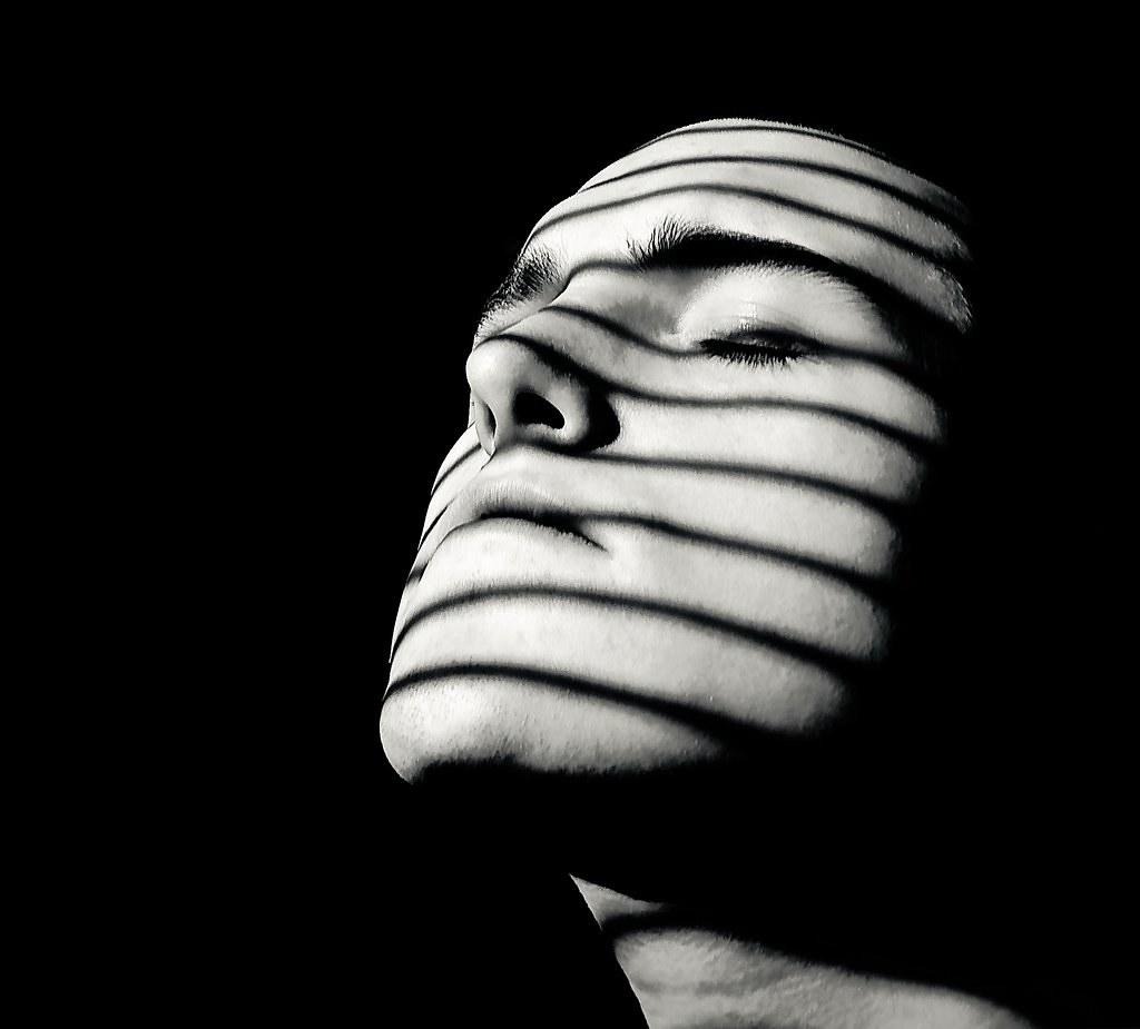 Blind Christopher Black Flickr
