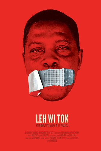 Leh Wi Tok film poster | by coling0405