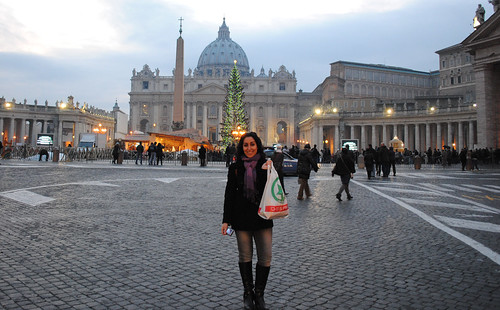St. Peter's Square | by mariamjaan