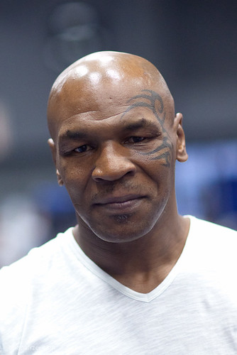 Mike Tyson | by birzer