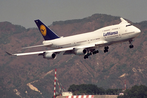 "D-ABVC 747-430 ""Lufthansa"" 