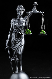 Justice of the Peas | by Jim Frazier