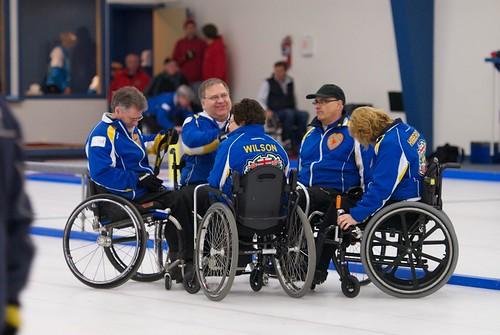 2011-03-27 Wheelchair Curling Day 7 _DSC5352 3365 | by seasonofchampions