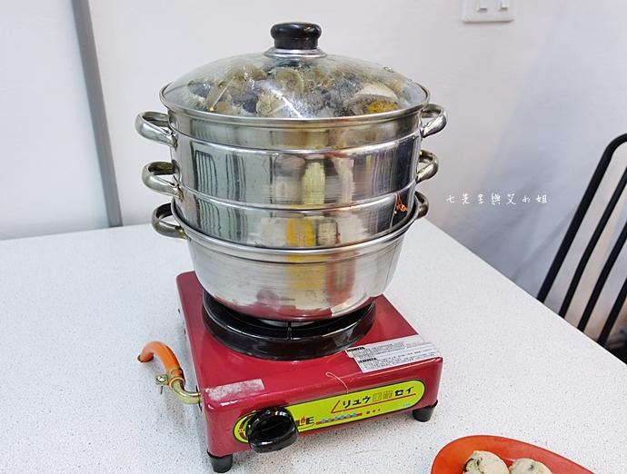 10 雙月牌沙茶爐 双月牌沙茶爐 海鮮疊疊樂蒸籠宴  新莊美食 台南熱門美食