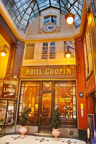 Paris Passage Jouffroy 7 H Tel Chopin Pascal Poggi Flickr