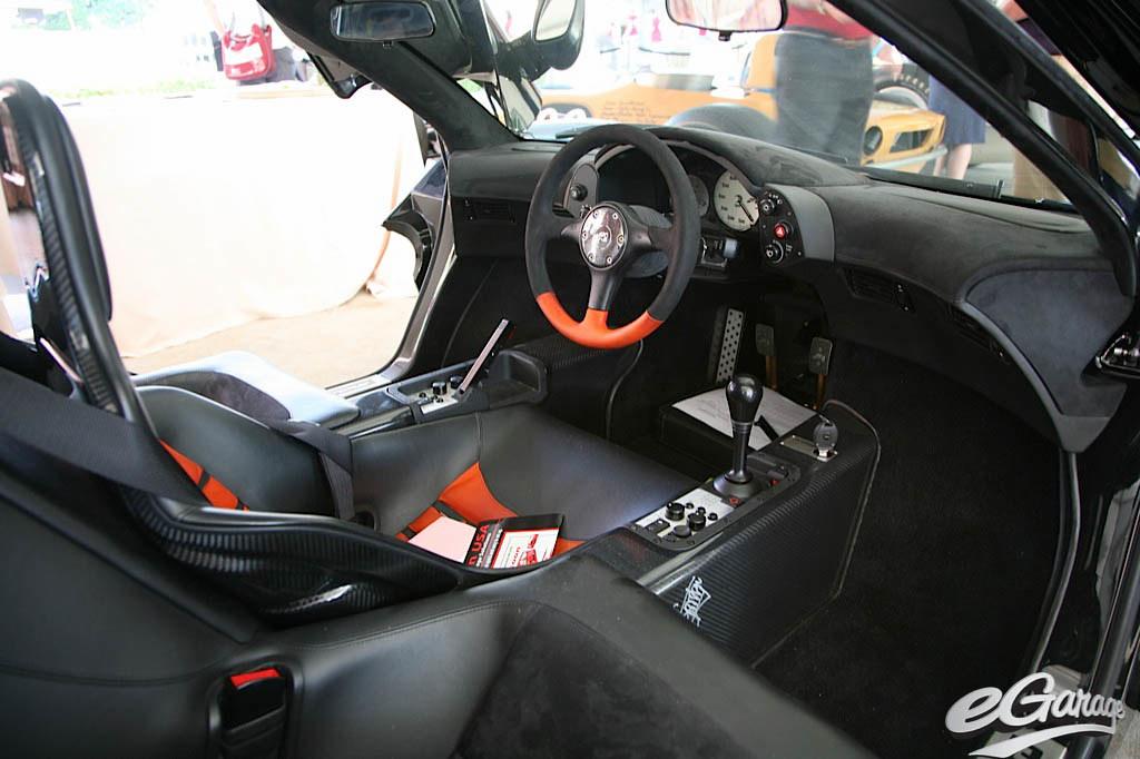 ... Mclaren F1 Interior   By EGarage.com