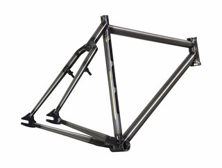 2nd YABUSAME Frame, only for Bikepolo | by jinken.24style