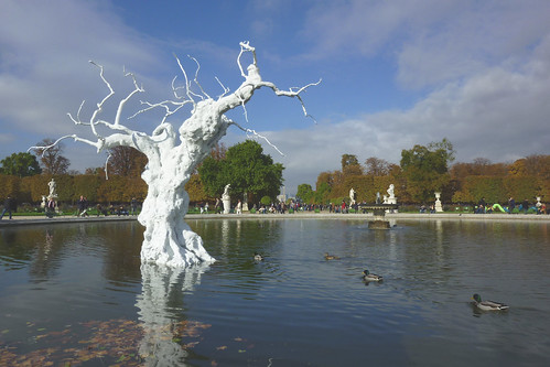 Paris jardin des Tuileries. | by Danube1