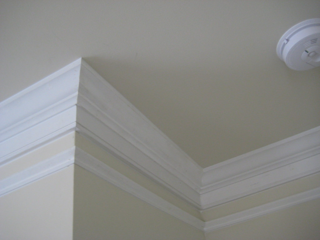 Alternative to crown molding -  Three Piece Crown Moulding By Crown Molding