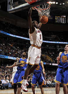 Eyenga Dunks | by Cavs History