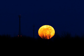 Super Moon Rising | by Kevin's Stuff