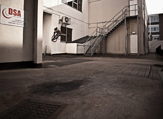 Matt Alway - Roll In To Mute Wall Ride | by SamCooperPhotography