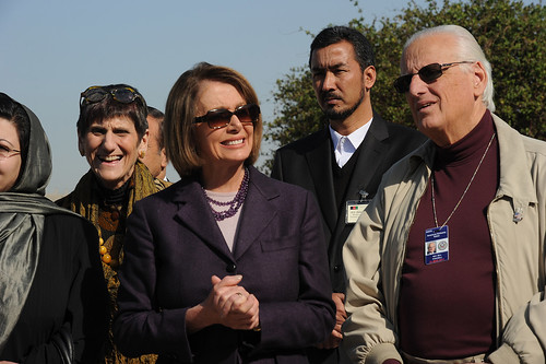 Congressional Delegation with Abdul Rauf Ibrahimi | by Leader Nancy Pelosi