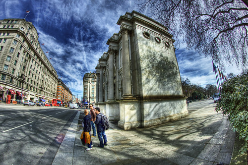 Marble Arch, London HDR | by gavbc www.gavinhaworthphotography.co.uk