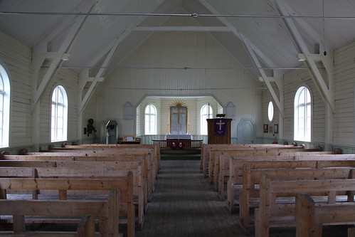 Whalers' Church at Grytviken, South Georgia | by Liam Quinn