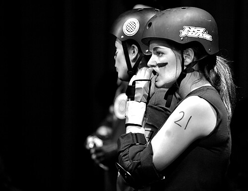 Roller Derby | by shirlaine