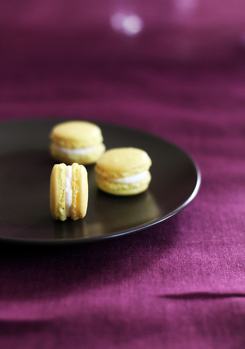 Lemon macarons II | by rekre89