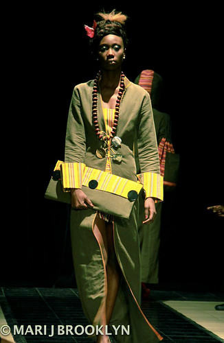 African Fashion week NYC 2010 | by MARI J BROOKLYN