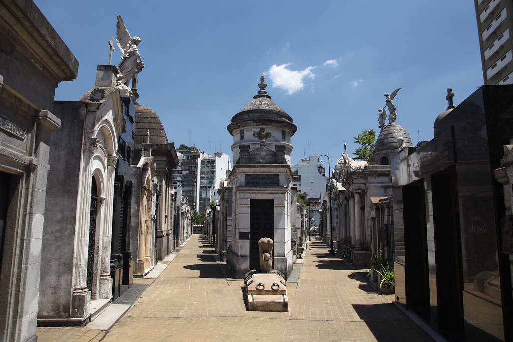 Image result for recoleta buenos aires