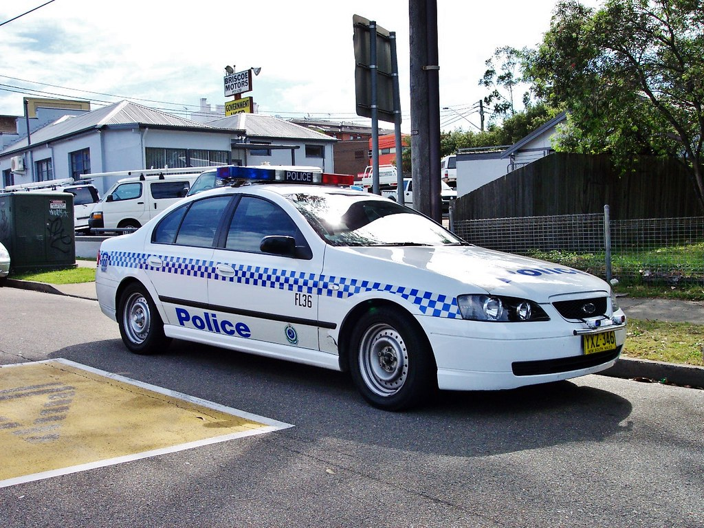 2003 Ford Ba Falcon Xt Nsw Police Flickr By Sv1ambo