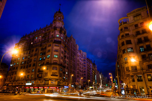 Madrid at dusk | by nothing on my mind