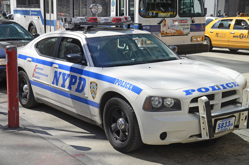 Picture Of Nypd 2010 Dodge Charger Hwy 3 Car 5833 10 Flickr