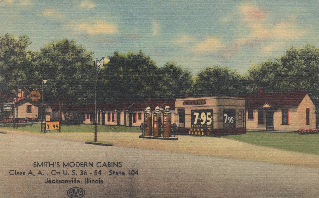Smith's Modern Cabins - Jacksonville, Illinois