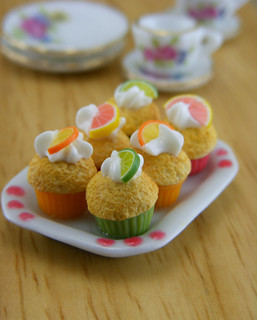 Citrus Cupcake Celebration | by Shay Aaron