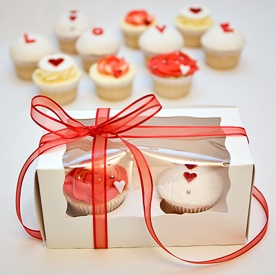 Valentine cupcakes | by Cake boutique (Claire)