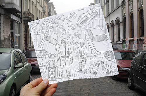 Pencil Vs Camera - 47 | by Ben Heine