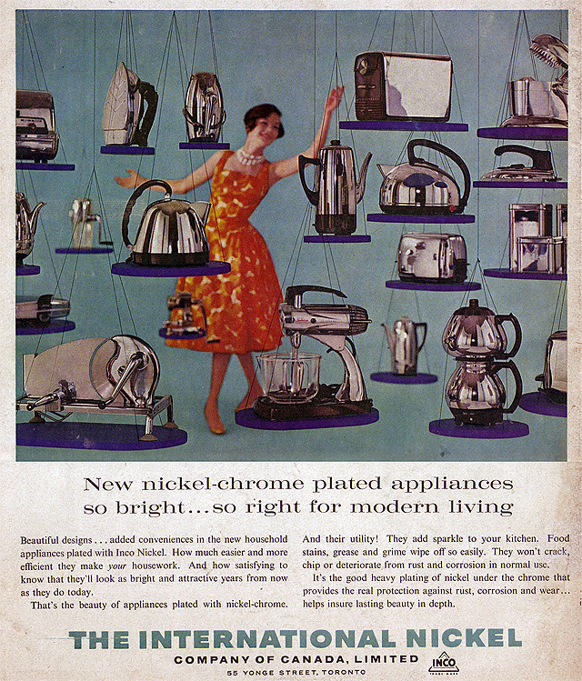 vintage ad  1412  nickel chrome appliances are so right for modern living   vintage ad  1412  nickel chrome appliances are so right f u2026   flickr  rh   flickr com