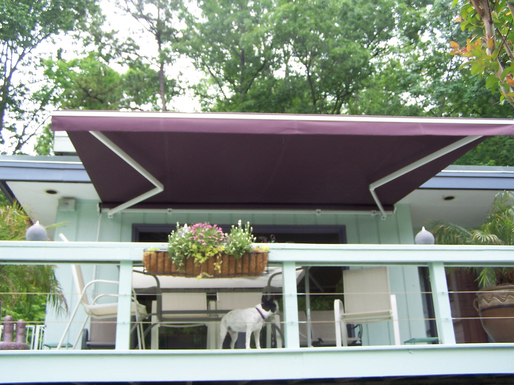 Image Result For What Is The Best Material For Retractable Awnings