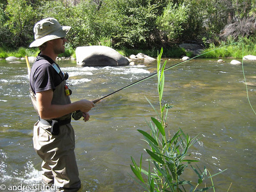 Kern river fishing fly fishing trip to kern river for Kern river fishing report