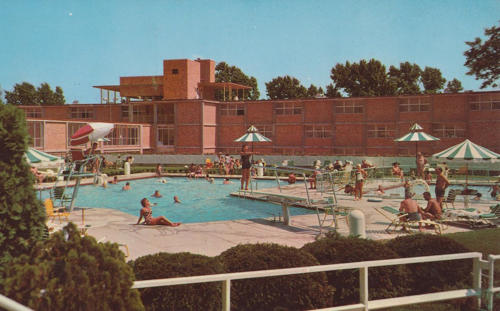 The Shoreham Hotel-Motor Inn - Washington, D.C.