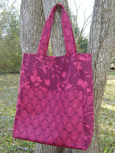 Reversible Everyday Shopper Inside | by Marci Girl Designs