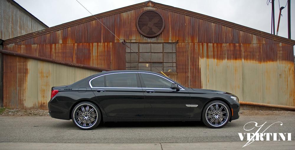 BMW 750li Vertini Hennessy 877 361 0296