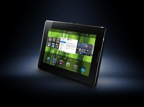 Blackberry Playbook Screenshot 1 | by The GameWay