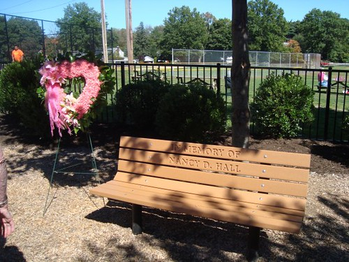 Nancy Hall Bench | by Ramsey NJ History