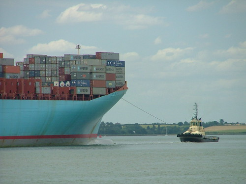 Estelle Maersk | by Yorkshire's Finest