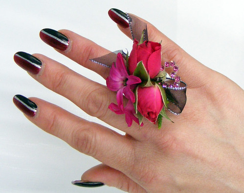 Prom Flower Ring - Blumz by JRDesigns in metro Detroit | by Flower Factor