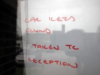 Car Keys Found Burnham Beach May