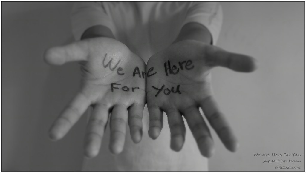 Image result for We are here for you