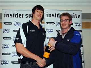Sale Sharks MOTM | by Northern Design Collective