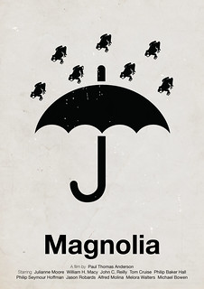 'Magnolia' pictogram movie poster | by Viktor Hertz