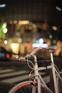 Midnight Cruse by Bicycle | by Apricot Cafe
